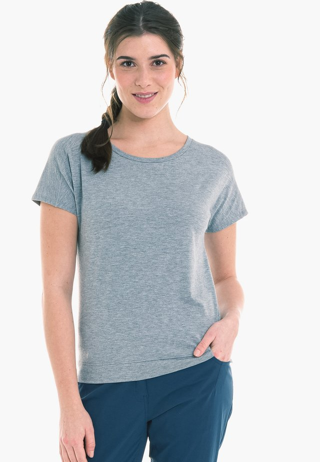 RIESSERSEE - Basic T-shirt - grey