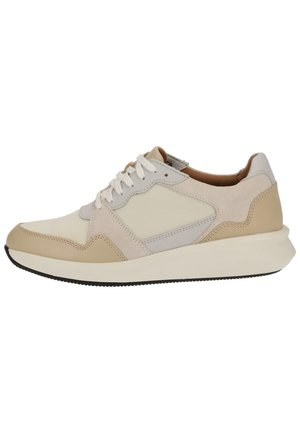 Sneakers laag - white combi