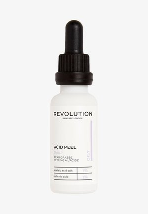OILY SKIN PEELING SOLUTION - Siero - -