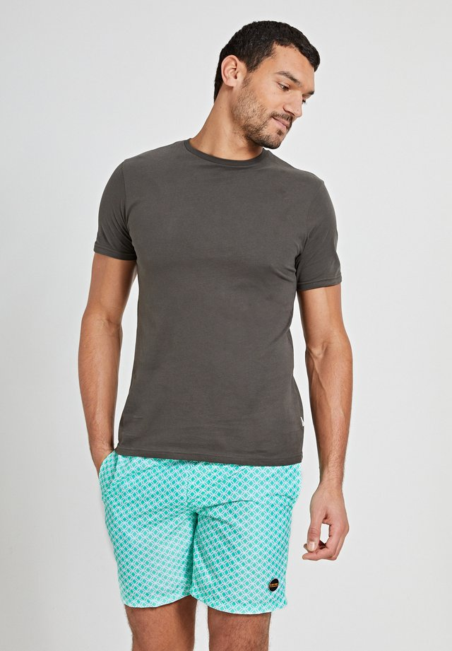 ROBBERT SOFT SOLID - T-shirt basic - army green