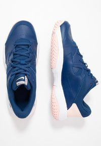 Nike Performance - COURT LITE 2 - Multicourt tennis shoes - coastal blue/echo pink/storm pink/white - 1