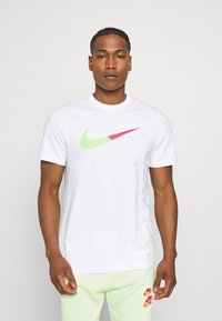 Nike Sportswear - TEE BRANDRIFF - Print T-shirt - white - 0