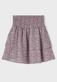 LMTD - Pleated skirt - lilac chiffon - 1