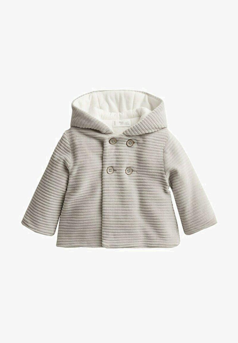 Mango - ANORAK - Winter jacket - grau