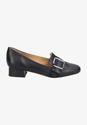 Lace-up heels - blau