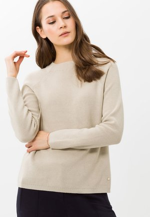 STYLE LEA - Pullover - pearl