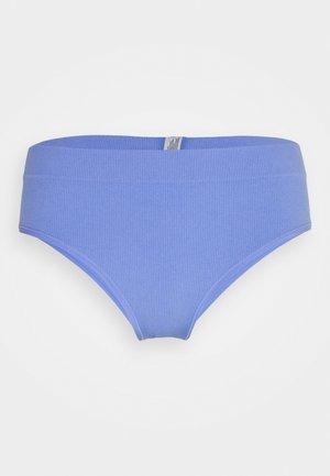 SEAMLESS HIGH - Kalhotky - blue