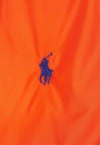 Polo Ralph Lauren - WATER-REPELLENT HOODED JACKET - Giacca leggera - spectrum orange - 2