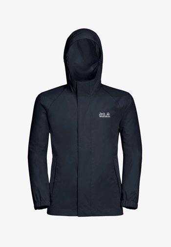 TUCAN UNISEX - Waterproof jacket - night blue