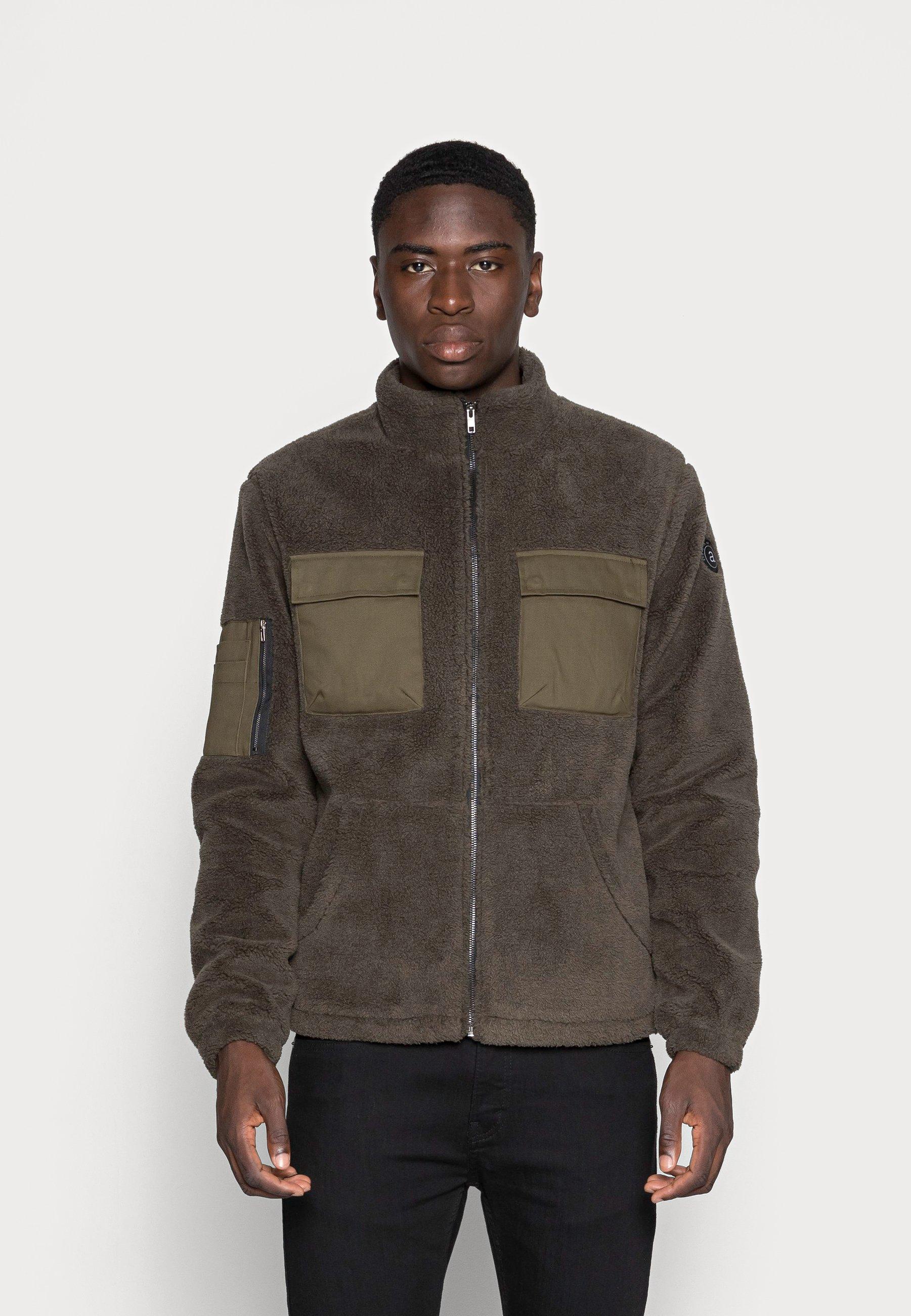 Men AKBO PILE JACKET - Summer jacket