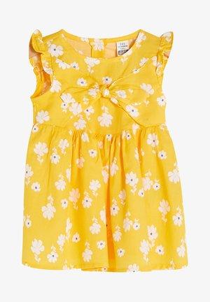 Day dress - yellow