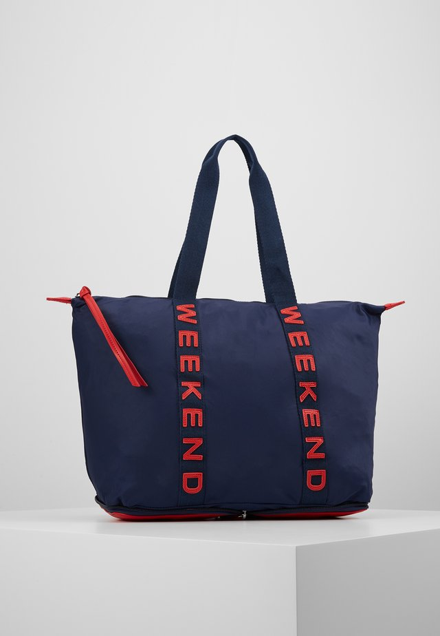 AGAMIA - Shopping bag - ultramarine