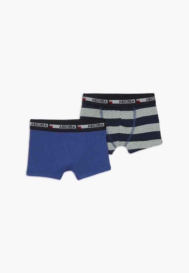 BOXER 2 PACK - Pants - matelot