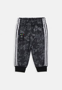 adidas Originals - GOOFY DISNEY SET - Træningsjakker - black/white - 2