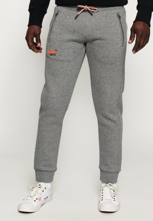 ORANGE LABEL - Tracksuit bottoms - light grey