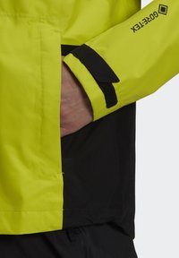 adidas Performance - TERREX GORE-TEX PACLITE RAIN - Hardshell jacket - black - 6
