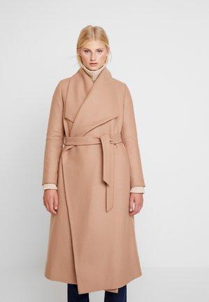 BATHROBE  - Classic coat - camel