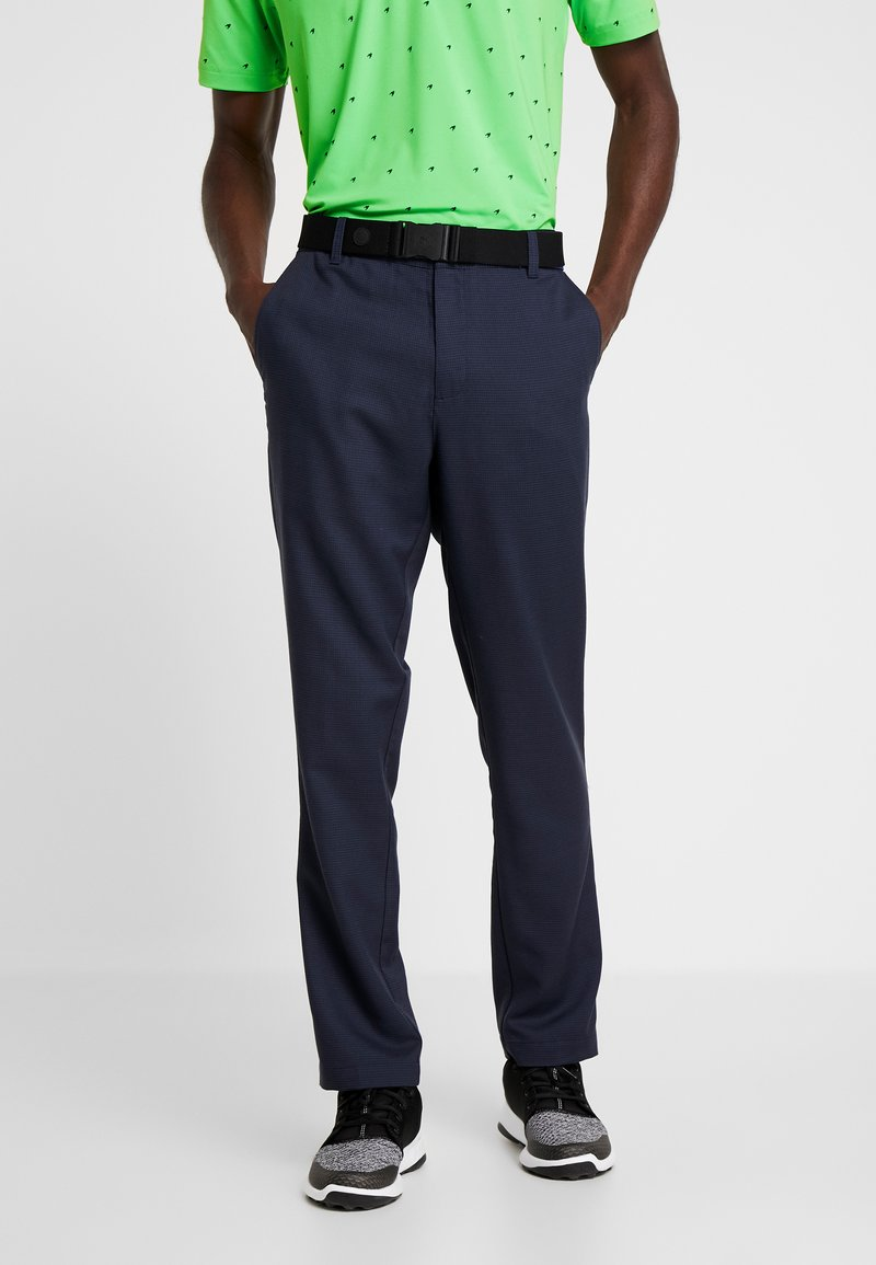 Puma Golf - ANTRIM PANT - Trousers - peacoat