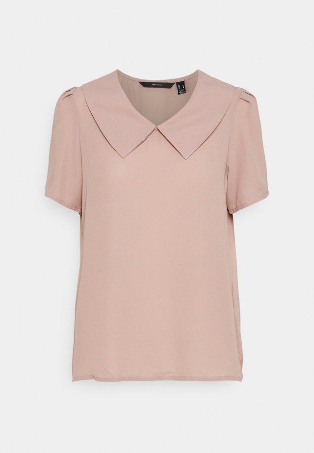 VMMILA - T-shirt basic - fawn