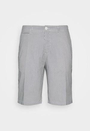 SHORTS CFPERSEY STRIPE - Shorts - ecru