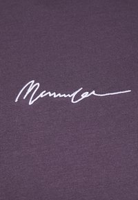 Mennace - T-shirt med print - purple - 5