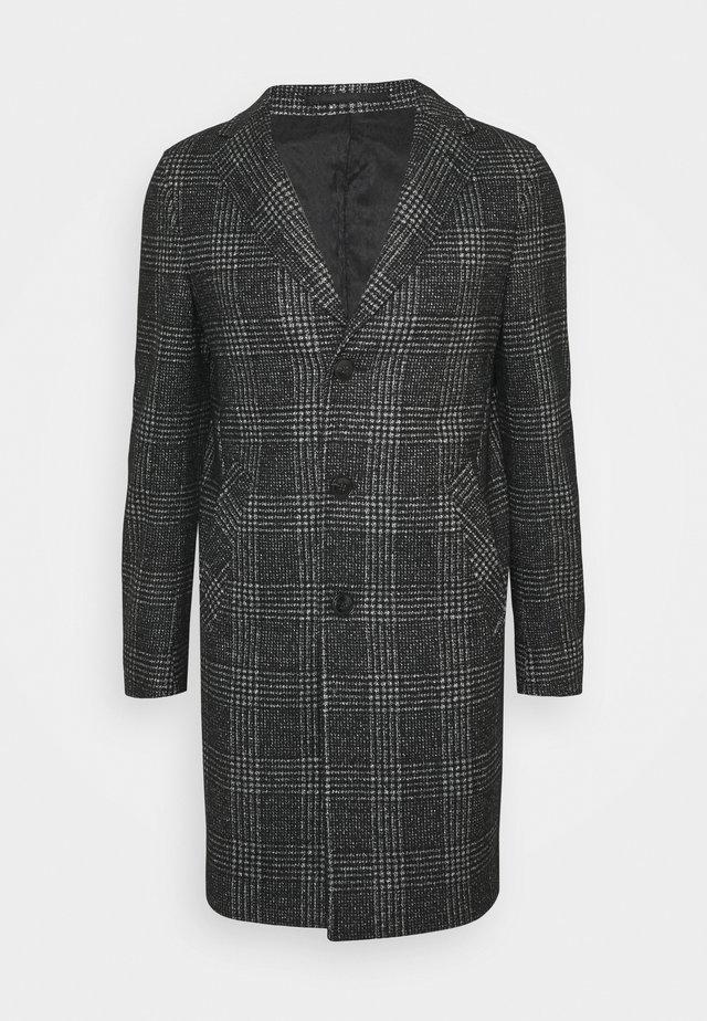 RETRO COAT - Cappotto classico - black