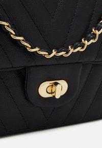 Gina Tricot - ALINA - Across body bag - black - 3