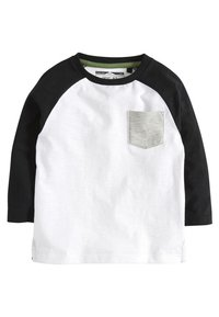 Next - THREE PACK - Langærmede T-shirts - black - 4