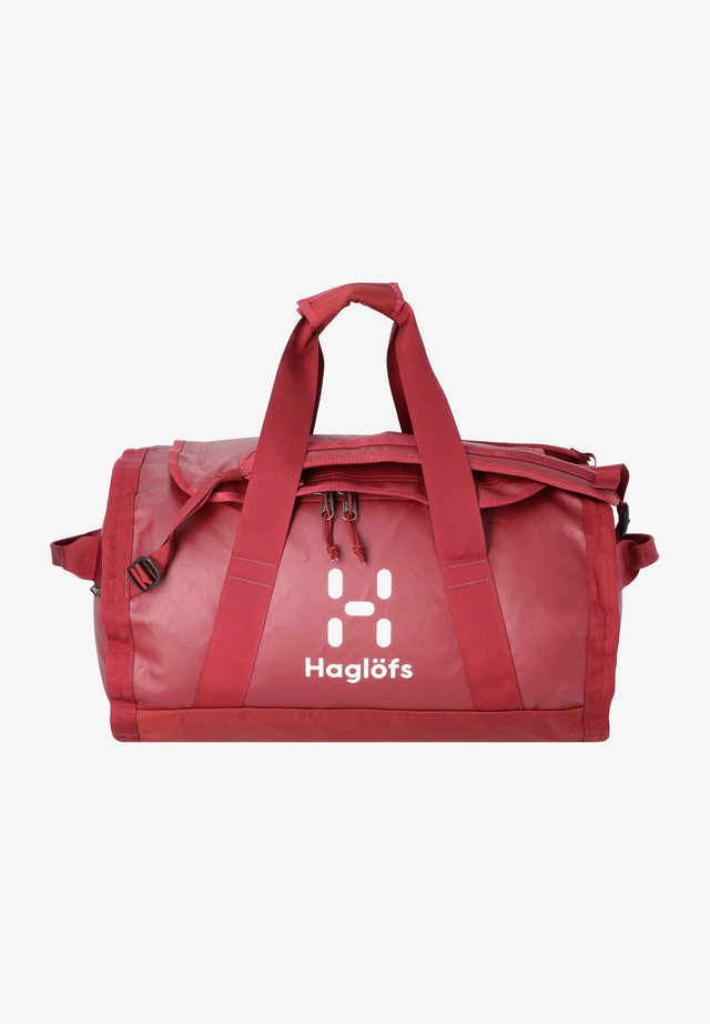 LAVA - Holdall - light maroon red