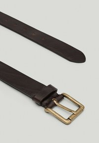 Massimo Dutti - Belt - brown - 3
