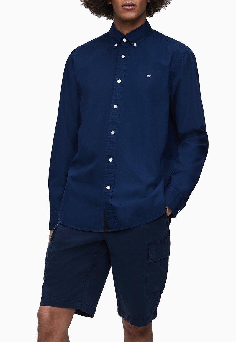 Calvin Klein - Formal shirt - calvin navy