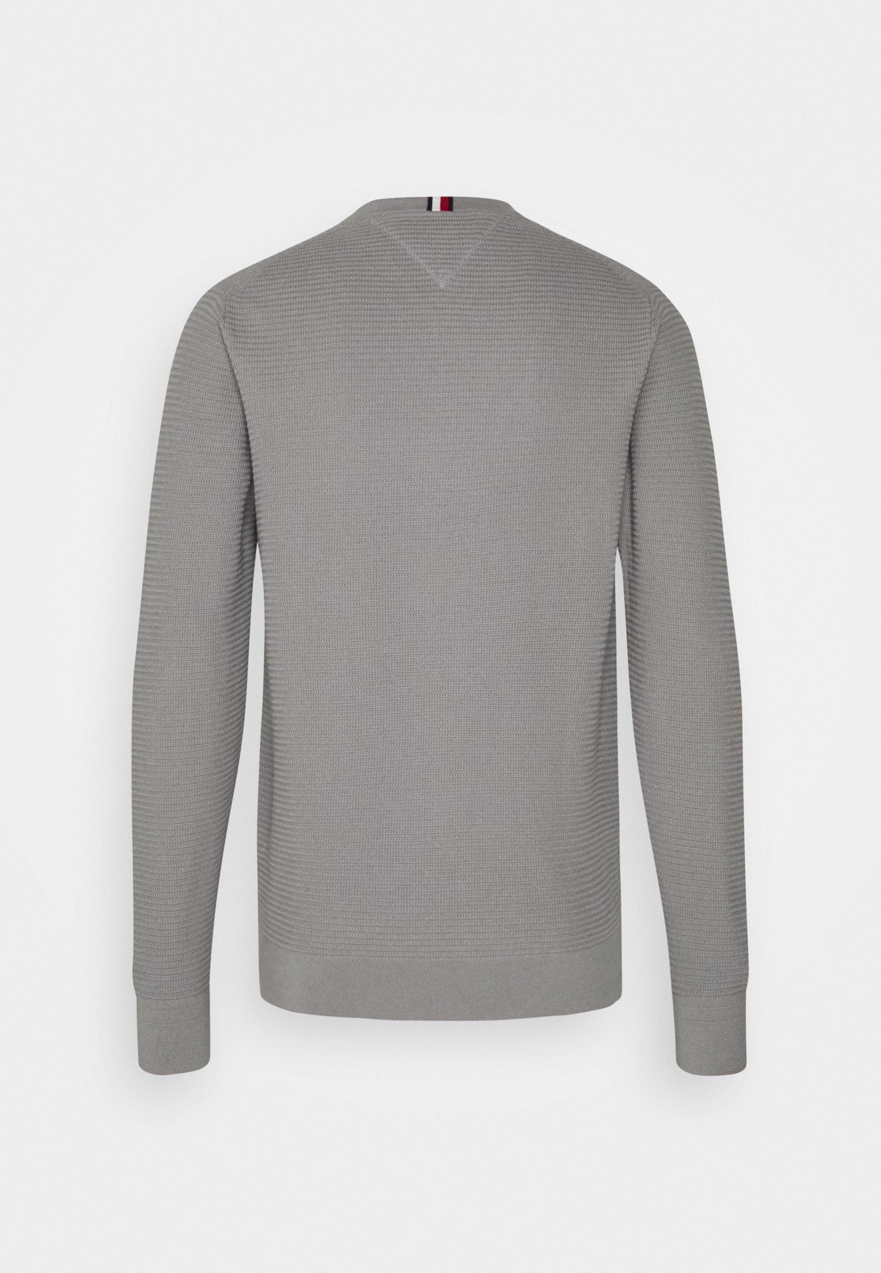 Homme STRUCTURE V NECK - Pullover