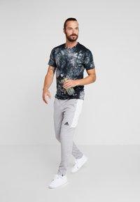 adidas Performance - FREELIFT PARLEY SPORT T-SHIRT - Sports shirt - black - 1