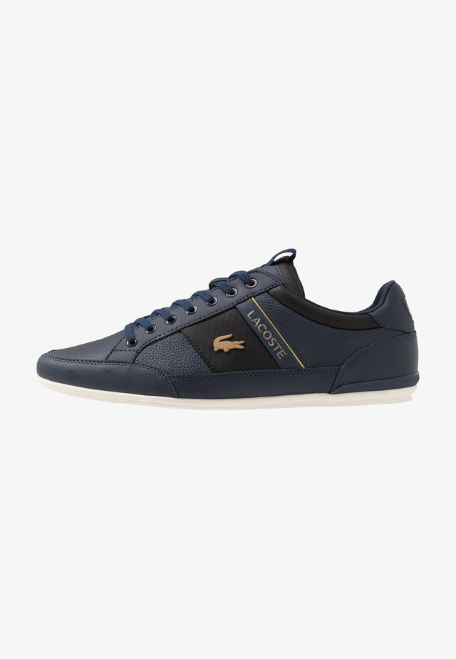 CHAYMON - Baskets basses - navy/black