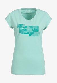 Mammut - TROVAT - Print T-shirt - dark frosty - 2