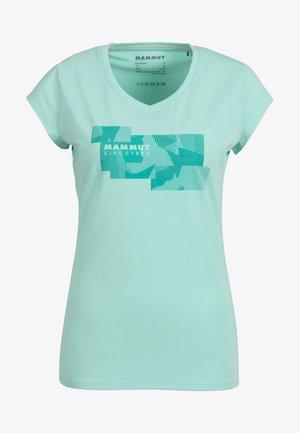 TROVAT - T-shirt con stampa - dark frosty