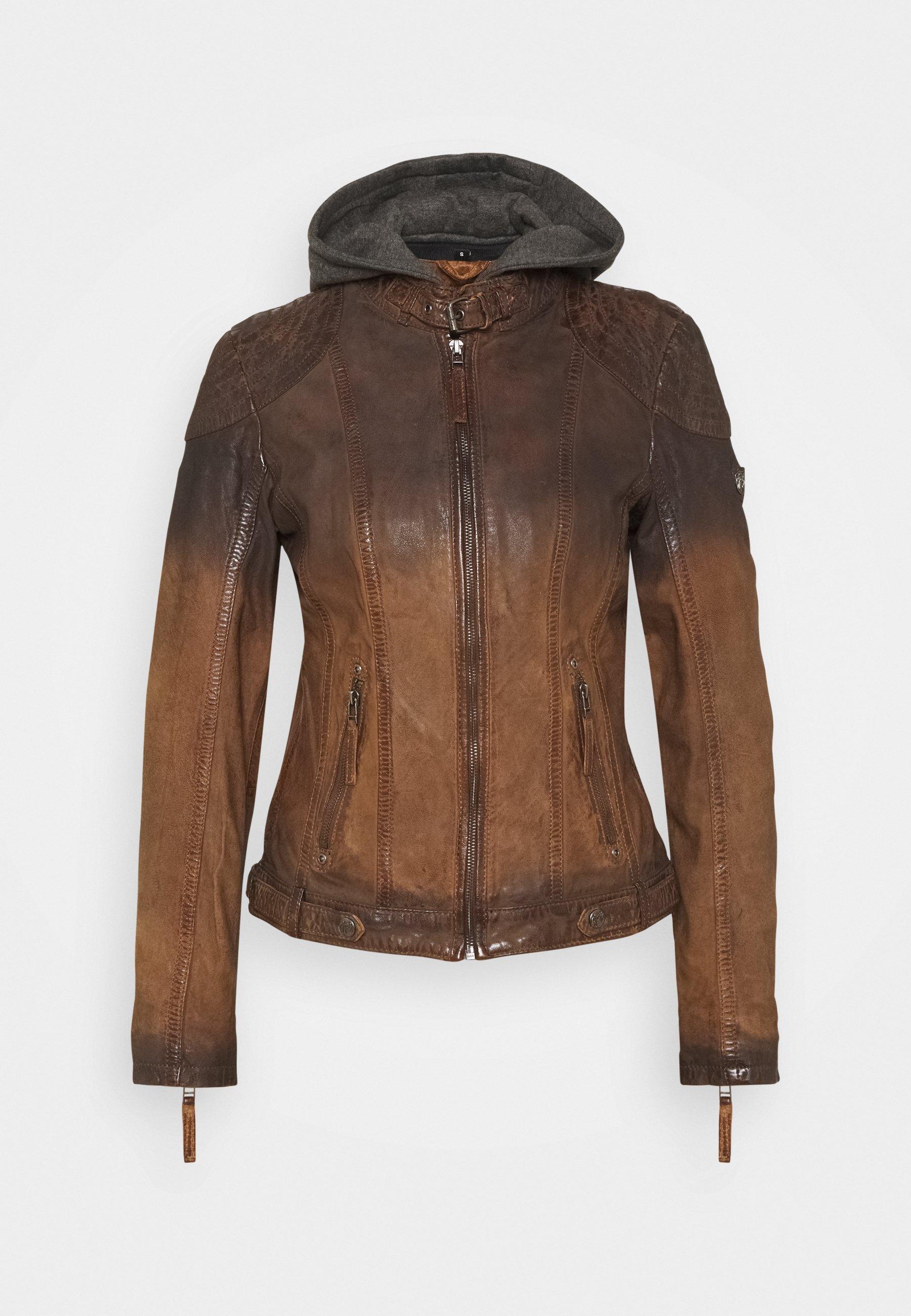 Women CASCHA LAMOV - Leather jacket