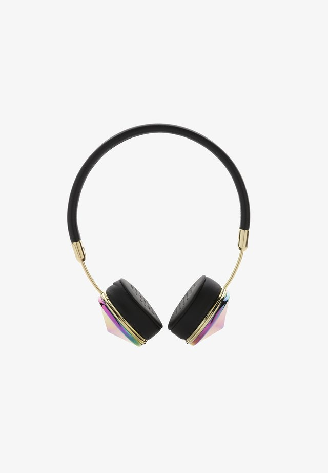 Headphones - gold, layla, wired