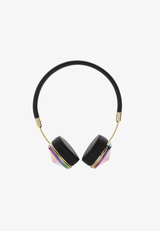 Hörlurar - gold, layla, wired