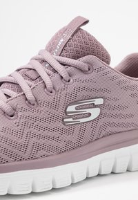 Skechers Sport - GRACEFUL - Zapatillas - lavender - 2