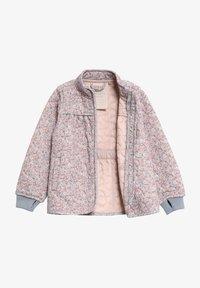 Wheat - THILDE - Winter jacket - dusty dove flowers - 0