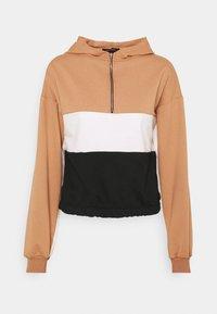 Trendyol - Sweatshirt - camel - 4
