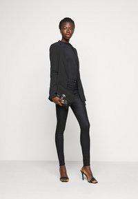 River Island Tall - Jeans Skinny Fit - black denim - 1