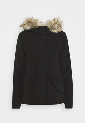 ONLNEWLUCCA JACKET - Winter coat - black