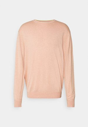 CLASSIC BLEND CREWNECK - Trui - morning sun melange