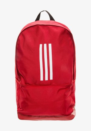 TIRO BACKPACK - Rucksack - power red / white