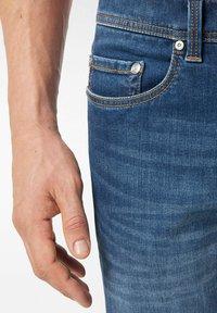 Pierre Cardin - Denim shorts - darkblue - 1