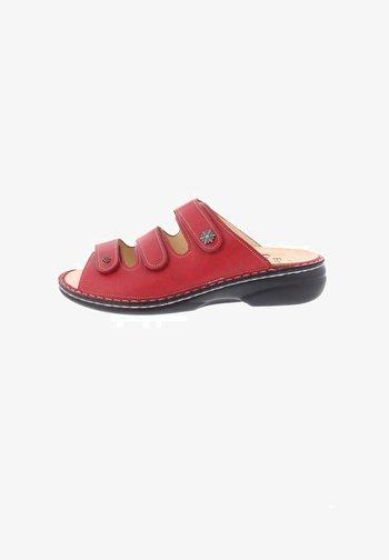 MENORCA-S - Mules - light red