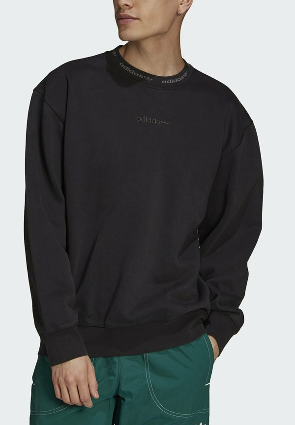 adidas Originals Bluza - black/czarny Odzież Męska LCPO