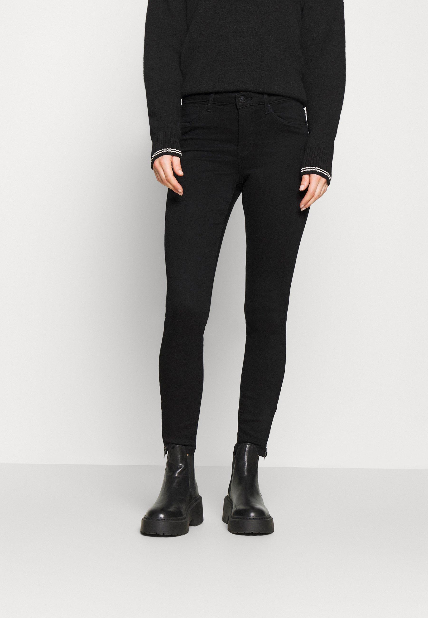 Women VMTILDE ANKLE ZIP  - Jeans Skinny Fit
